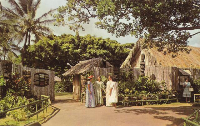 Ulu Mau Village